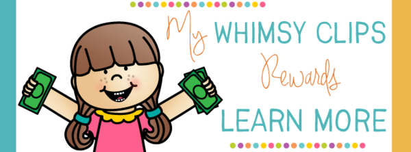 Whimsy Clips Rewards