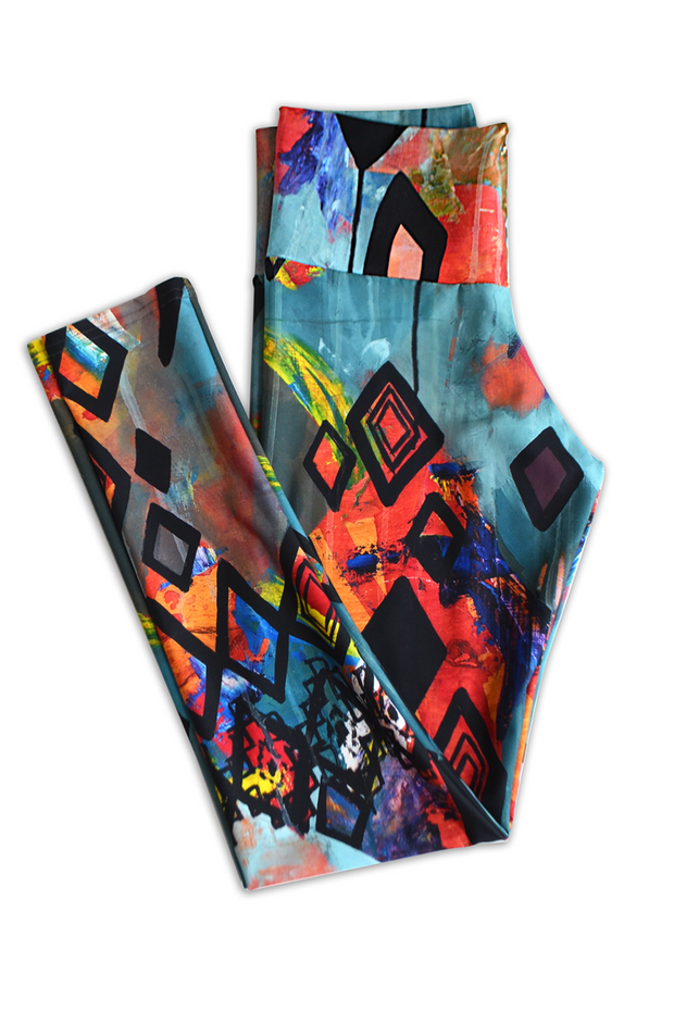 NEW! The Alignment Leggings — Kaleidoscope of Sound