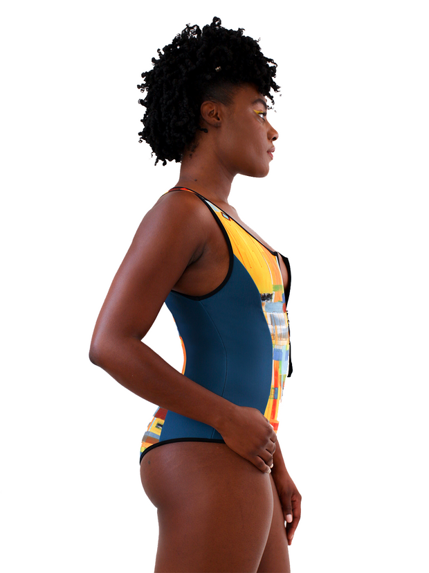 Make You Feel One Piece Swimsuit — Primary Lineage