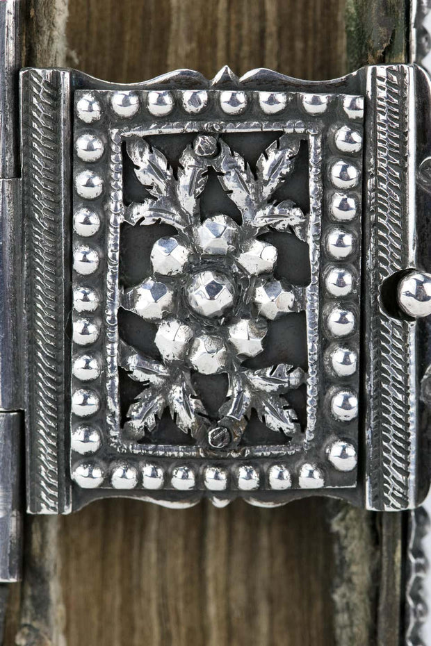 Early 19th Century German Silver Book Binding