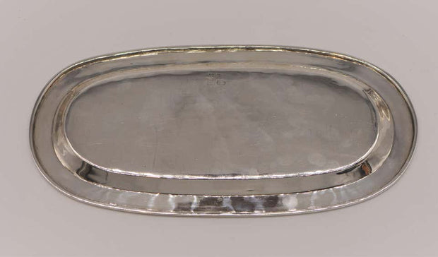 Mid-20th Century Silver Tray by David Heinz Gumbel