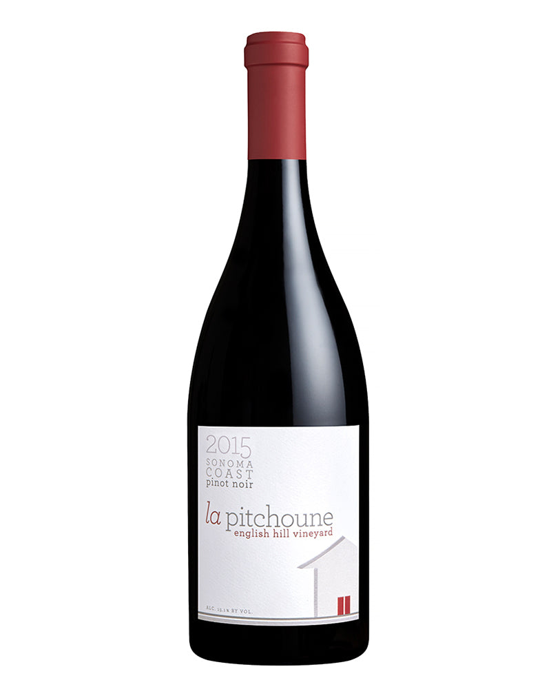 2015 pinot noir - english hill vineyard