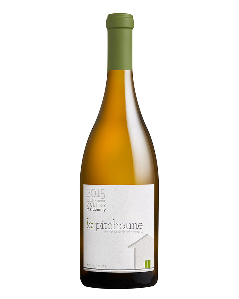 2015 chardonnay -  chenoweth vineyard LIMITED QUANTITIES REMAIN