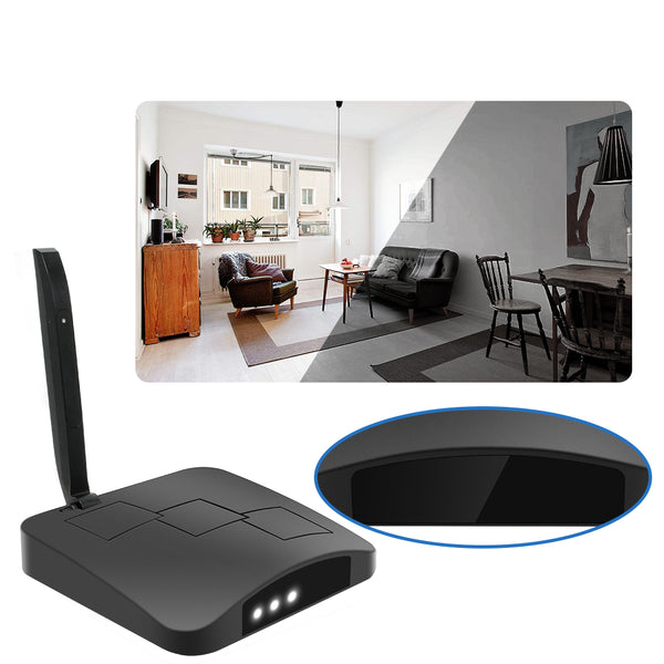 1080P WiFi Dummy Modem Camera Super IR Night Vision Motion Activated Security Live View and Audio