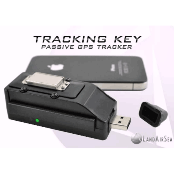 No Monthly Fee GPS Tracker | Tracking Device | Passive Historical Logger | Long 2 Week Battery Life |  Track A Car,