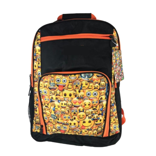 Bulletproof Kids Emoji Backpack / Book / Travel Bag NIJ level 3A bulletproof protection standards