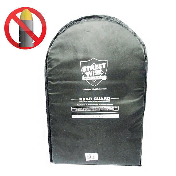 11x17 Rear Guard Ballistic Bulletproof Backpack Insert by Streetwise™