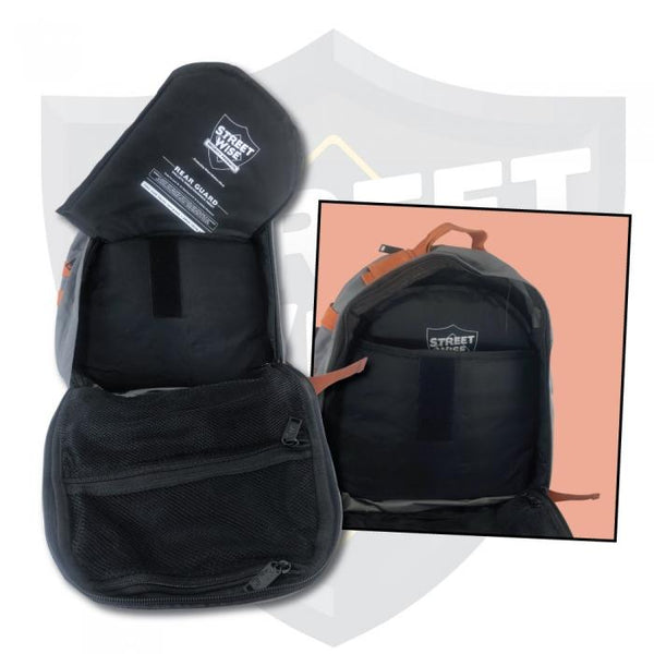 10x13 Rear Guard Ballistic Bulletproof Backpack Insert by Streetwise™
