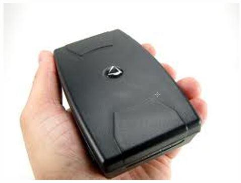 SilverCloud Overdrive GPS Tracker | Tracking Device | Real Time | Long 30 day Battery Life |  Track A Car, LandAirSea