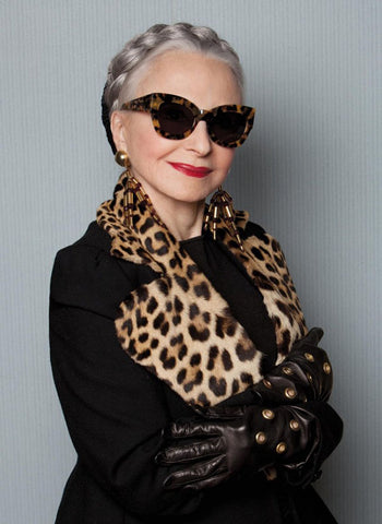 Advanced Style for Karen Walker eye ware