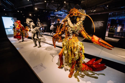 WOW World of WearableArt at the Peabody Essex Museum