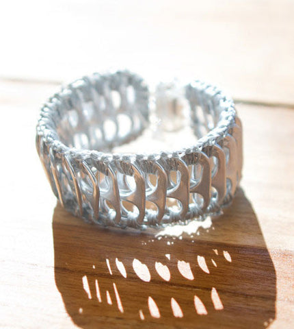 Patra Pop Top Cuff Bracelet - escamastudio - 2