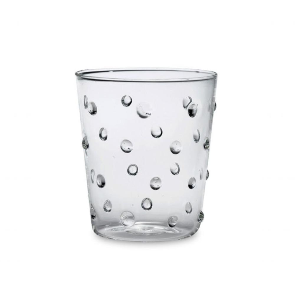 Party Dot Everyday Glass-Clear