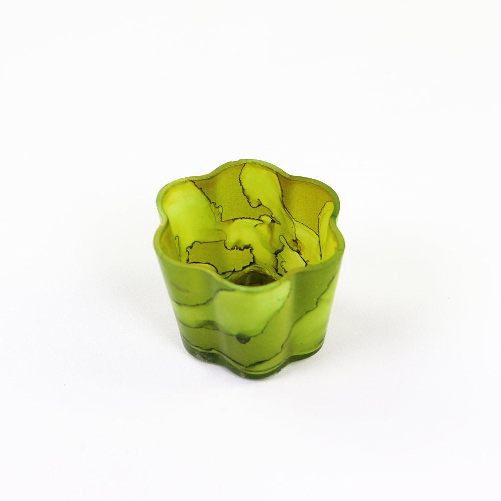 Fern Small Petal Votive | Set 2