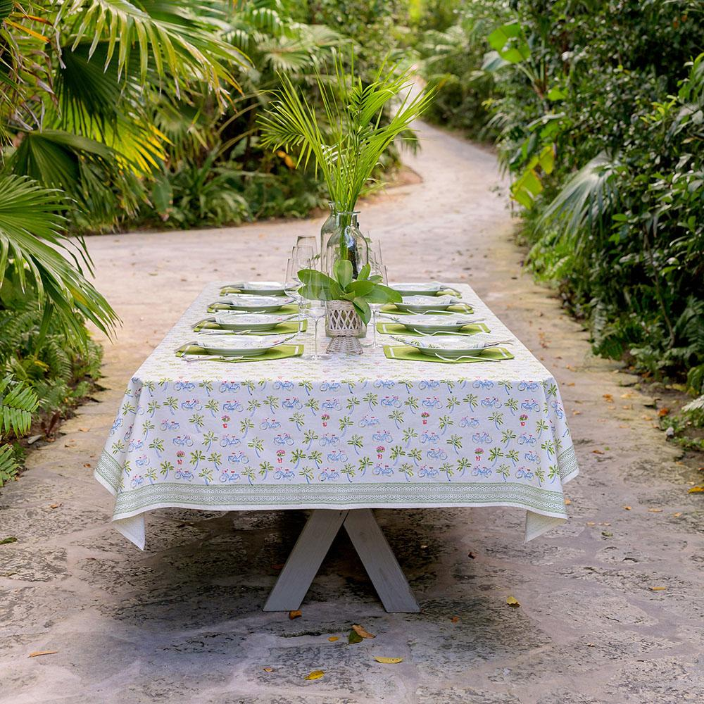 Lake Trail Tablecloth