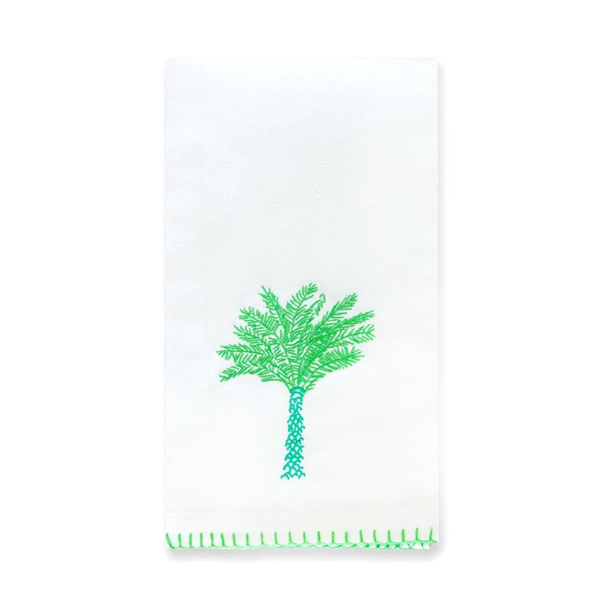 Palm Tree Tea Towel | set/2