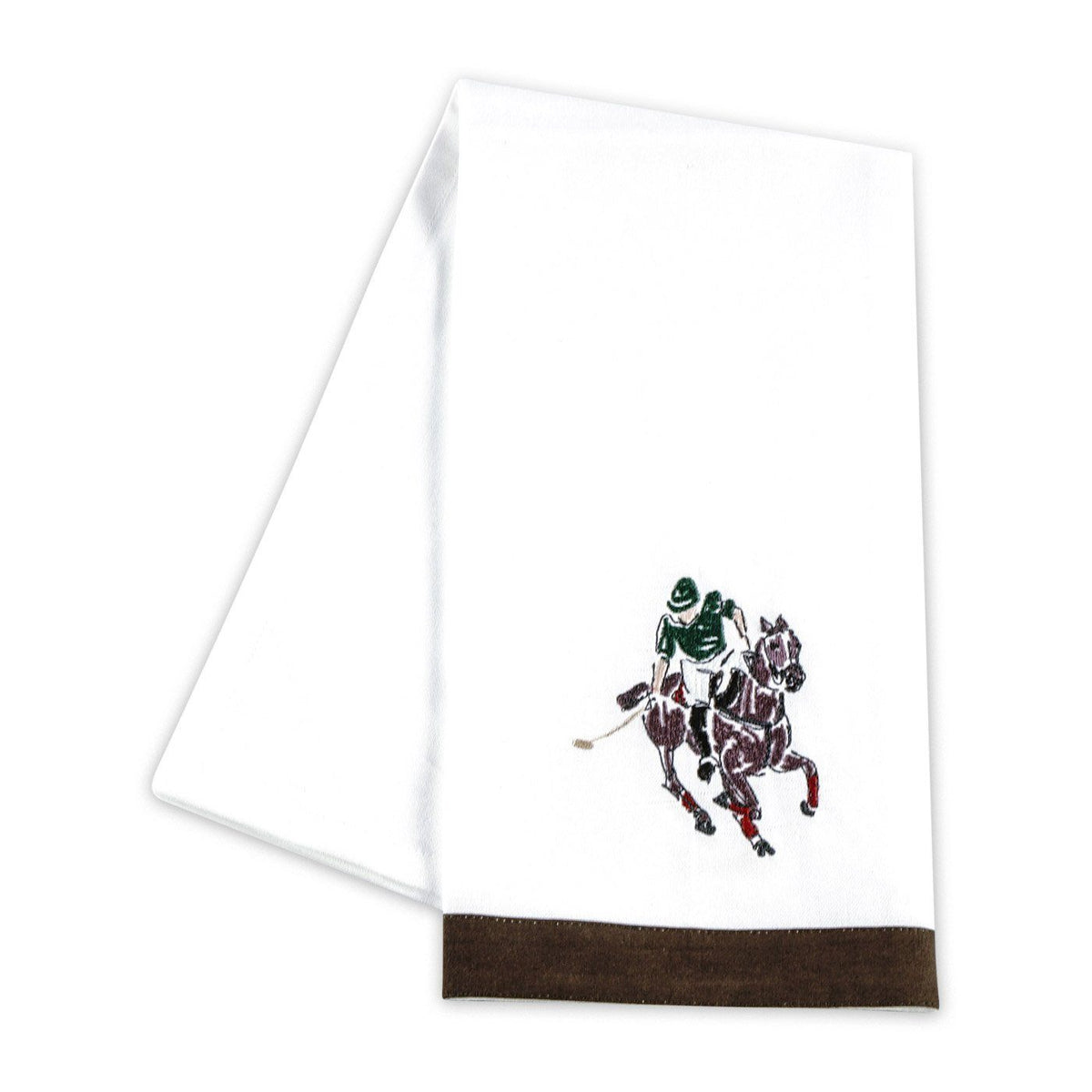 Polo Player Tea Towel | set/2