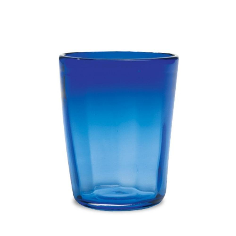 Jewel Tone Everyday Glass-Cobalt