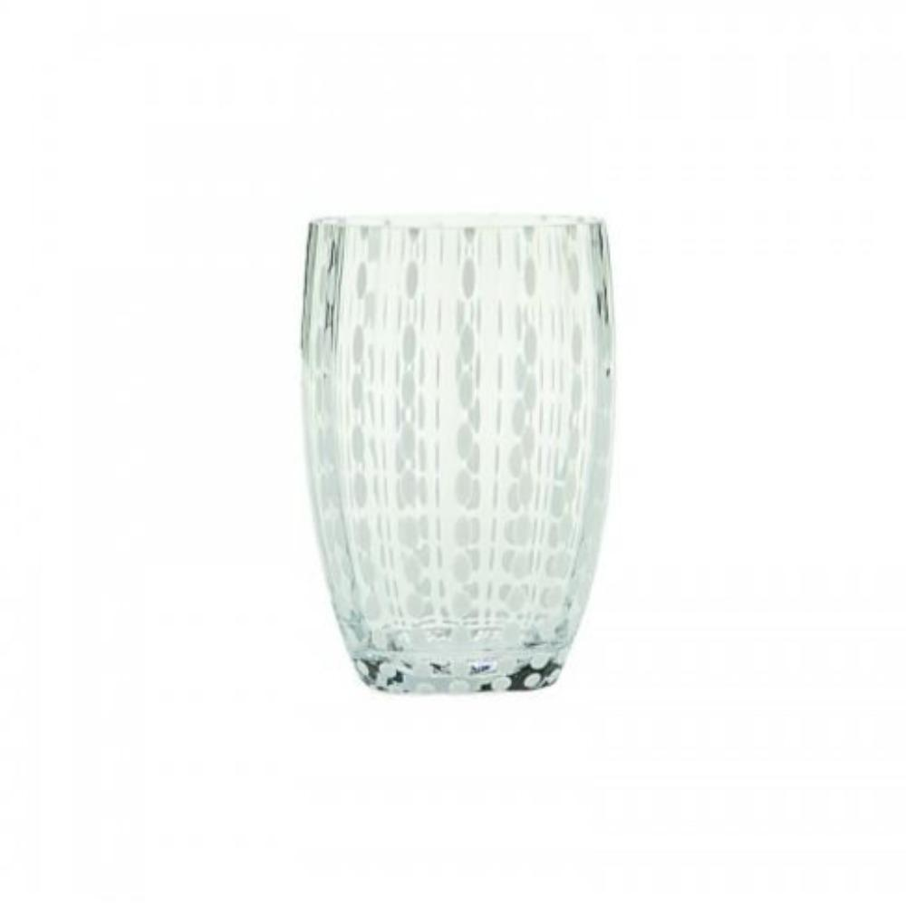Dapple Glass Tumbler Crystal | set/2