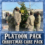 Christmas Platoon Care Pack	Serve 4-8 Troops