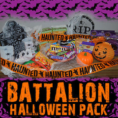 Halloween Battalion Pack - Supports 15-20 Troops