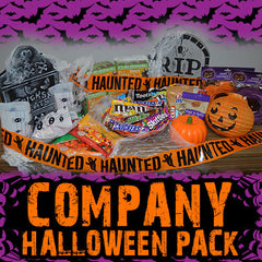 Halloween Company Pack - Supports 8-12 Troops