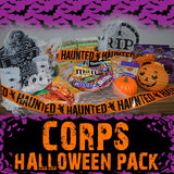Halloween Troop Corps Care Pack	Serves 40-80 Troops