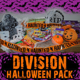 Halloween Troop Division Care Pack	Serves 32-64 Troops