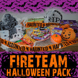 Halloween Troop Fire Team Care Pack	Serves 1-2 Troops