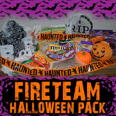 Halloween Fireteam Pack - Supports 1-2 Troops