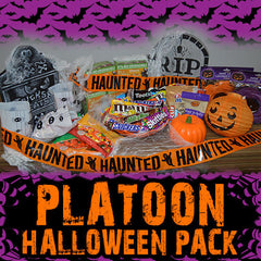 Halloween Platoon Pack - Supports 5-6 Troops