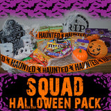 Halloween Troop Squad Care Pack	Serves 2-4 Troops