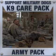 Monthly Smiles - Recurring - K9 Army Care Pack	Serves 100-200 K9 Handlers