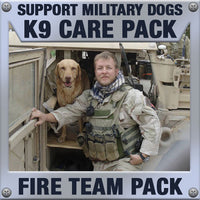 Monthly Smiles - Recurring - K9 Fire Team Care Pack	Serves 1-2 K9 Handlers