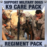 Monthly Smiles - Recurring - K9 Regiment Care Pack	Serves 24-48 K9 Handlers