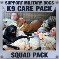 Monthly Smiles - Recurring - K9 Squad Care Pack	Serves 2-4 K9 Handlers