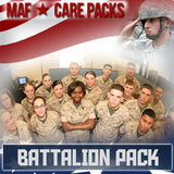 KRLA Troop 1000 Battalion Care Pack	Serve 40-80 Troops