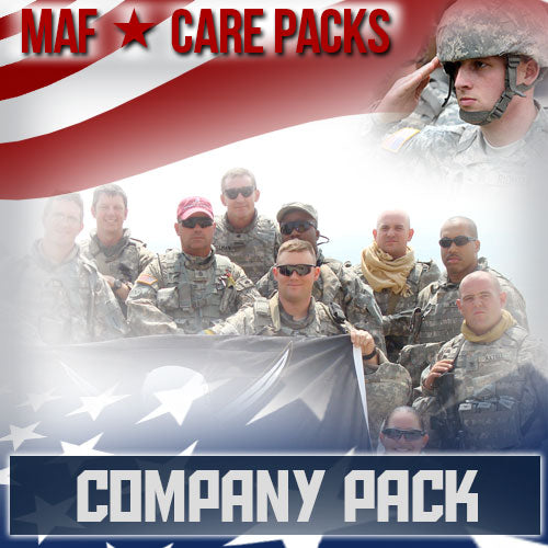 Troop Company Care Pack