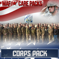 Troop Corps Care Pack	Serves 40-80 Troops
