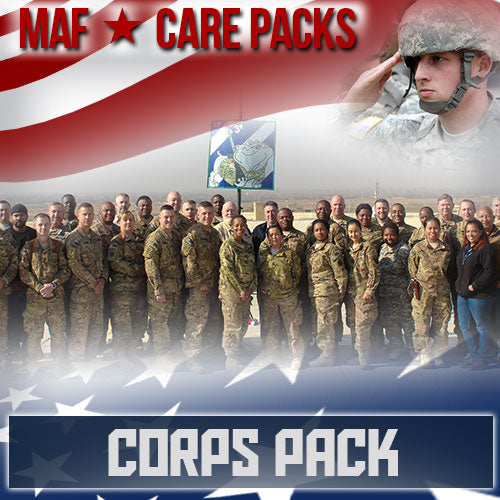 Troop Corps Care Pack