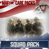 Squad Care Pack	Serves 2-4 Troops