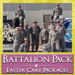 Easter Troop Battalion Care Pack	Serve 16-32 Troops