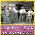 Easter Troop Company Care Pack	Serves 8-16 Troops