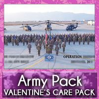 Valentine's Day Army Pack