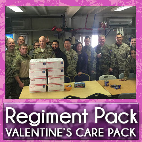 Valentine's Day Regiment Pack