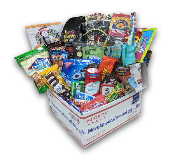 Monthly Smiles - Recurring - Sergeant Pack (20 care packages) for $500