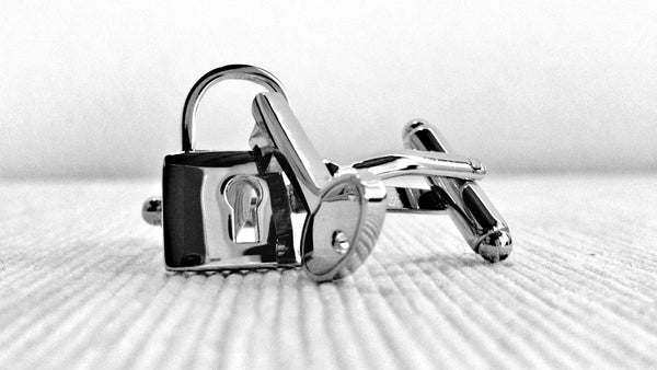 Locksmith Cufflinks