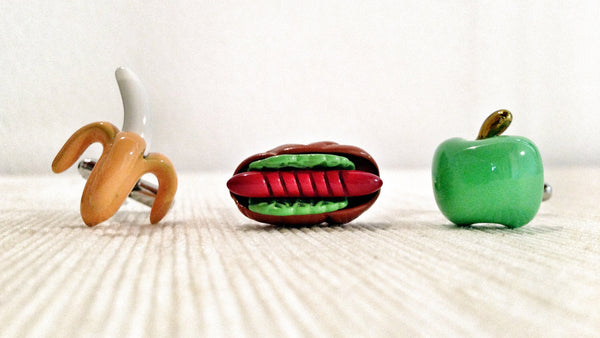 Healthy or Filthy Cufflink Set