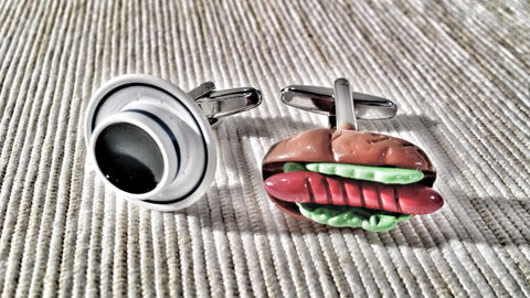 German Snack Cufflinks