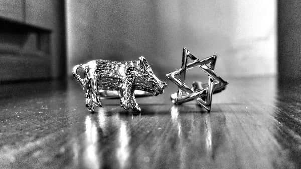 Bad Jew Cufflinks